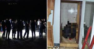 鬼故事團29人夜遊宜蘭廢墟發現「陳屍2週的屍體」,「沒人但有腳步聲走下來」屍體狀況超詭異!