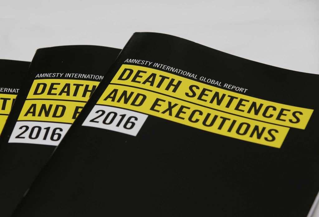 中國一直拒絕公佈的保密「死刑人數」終於曝光!各國處死人數加起來都比不上「世界第一」。