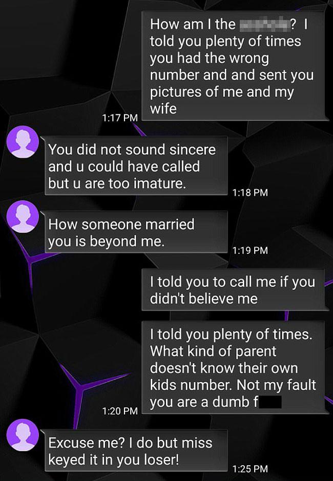 媽媽傳訊息給女兒「誤傳給陌生男子」,他耐心解釋但媽媽不聽還「強迫他當她女兒」最後差點報警!