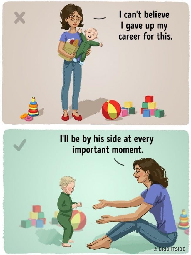 12張教你只要換個角度想「世界會美好N倍」的超中肯人生漫畫