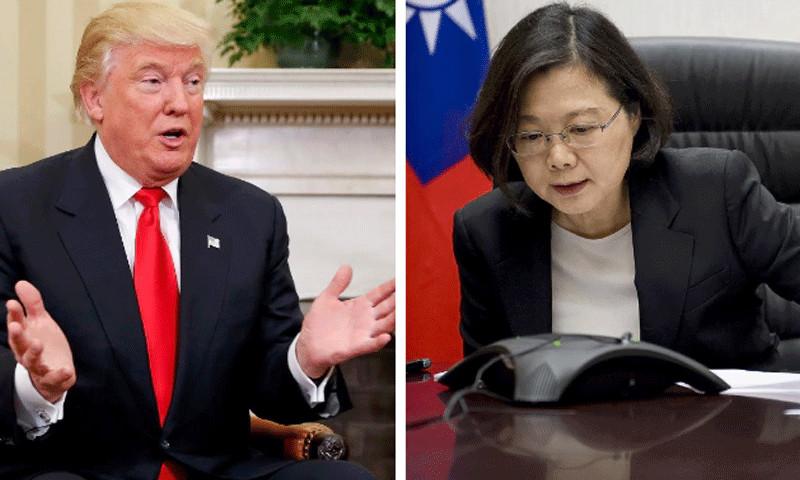 川普因為不想得罪中國「拒絕與蔡英文二次通話」,柯P:台灣只是個棋子。