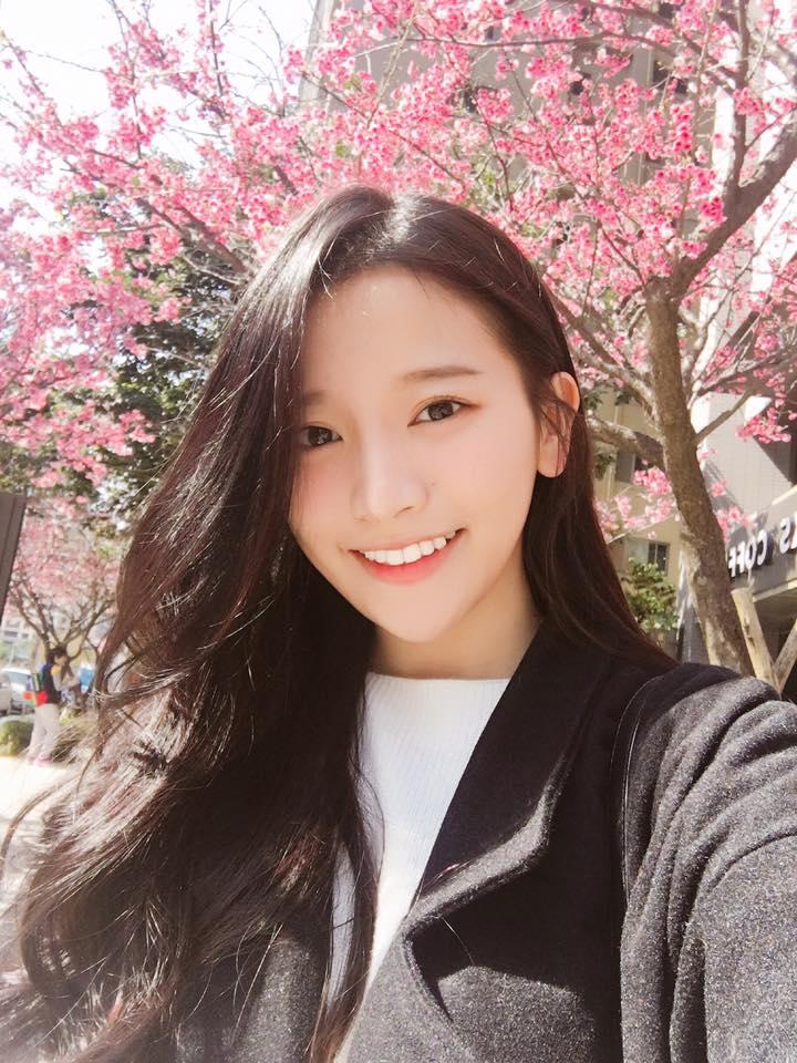 台灣「北一女神」美到韓國媒體都大讚,「穿越影片」正到讓韓國網友把她當「周子瑜第二」了!