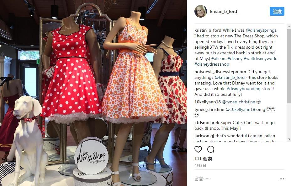 迪士尼推出「成人版洋裝店」!官方認證「最佳女主角裝扮」每件都把人美哭。(17張+影片)