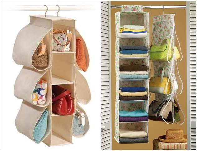 10個輕鬆解決空間不夠「讓包包排隊站好」的天才收納法