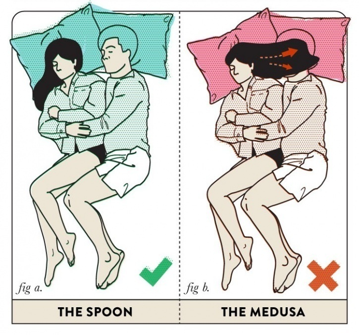 20個「只有跟另一半睡過才看得懂」的超爆笑照片 他的手臂是最溫暖的枕頭❤
