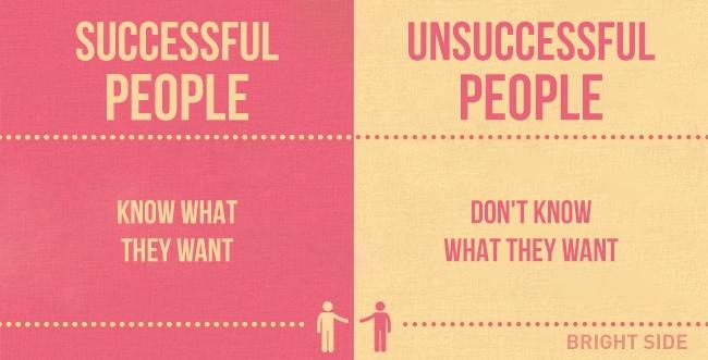 15個會讓你終於覺醒的「成功人士VS不成功人士」最大差別。