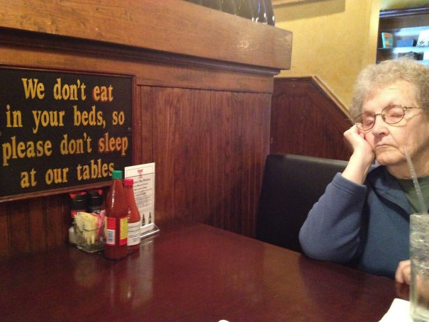 Grandma Gets It