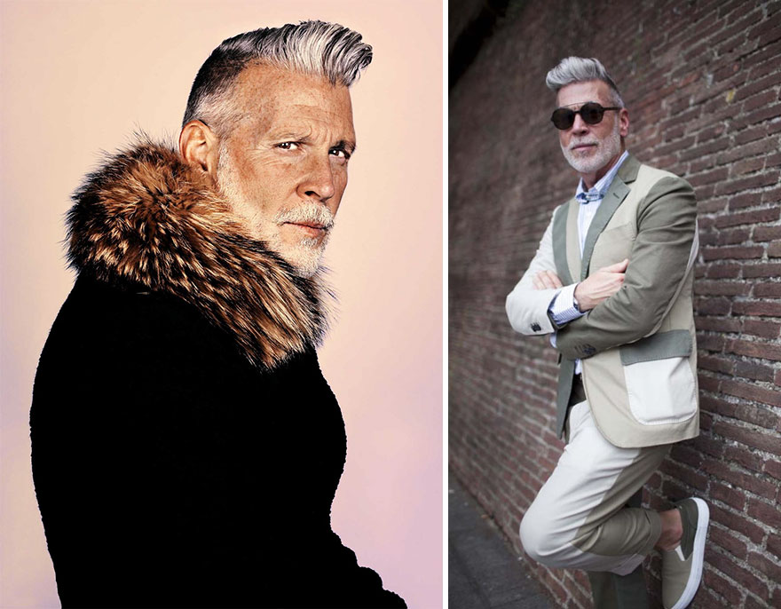 Nick Wooster, 56 Years Old