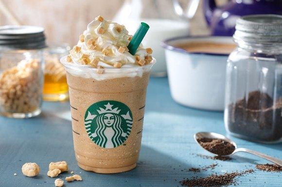 星巴克推出超犯規「櫻桃派星冰樂」!限時開賣「杯蓋也可以吃」加碼神秘奶霜驚喜!