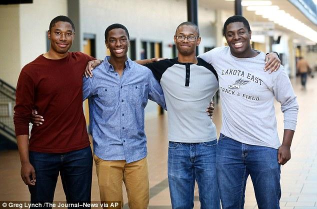 超狂成就!四胞胎「同時被哈佛+耶魯錄取」多所名校躺著挑!每個人都有特殊才華!