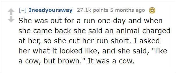15位哭笑不得的網友「發現另一半是智障」的瞬間