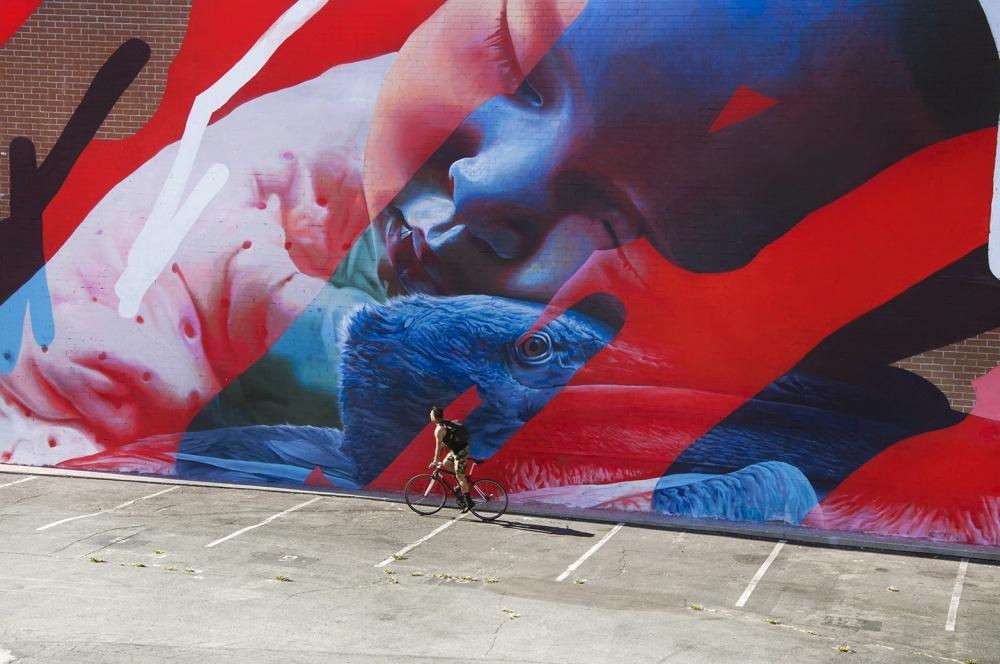 26張「受填鴨式教育長大的人」不可能畫出的全球最強大街頭藝術