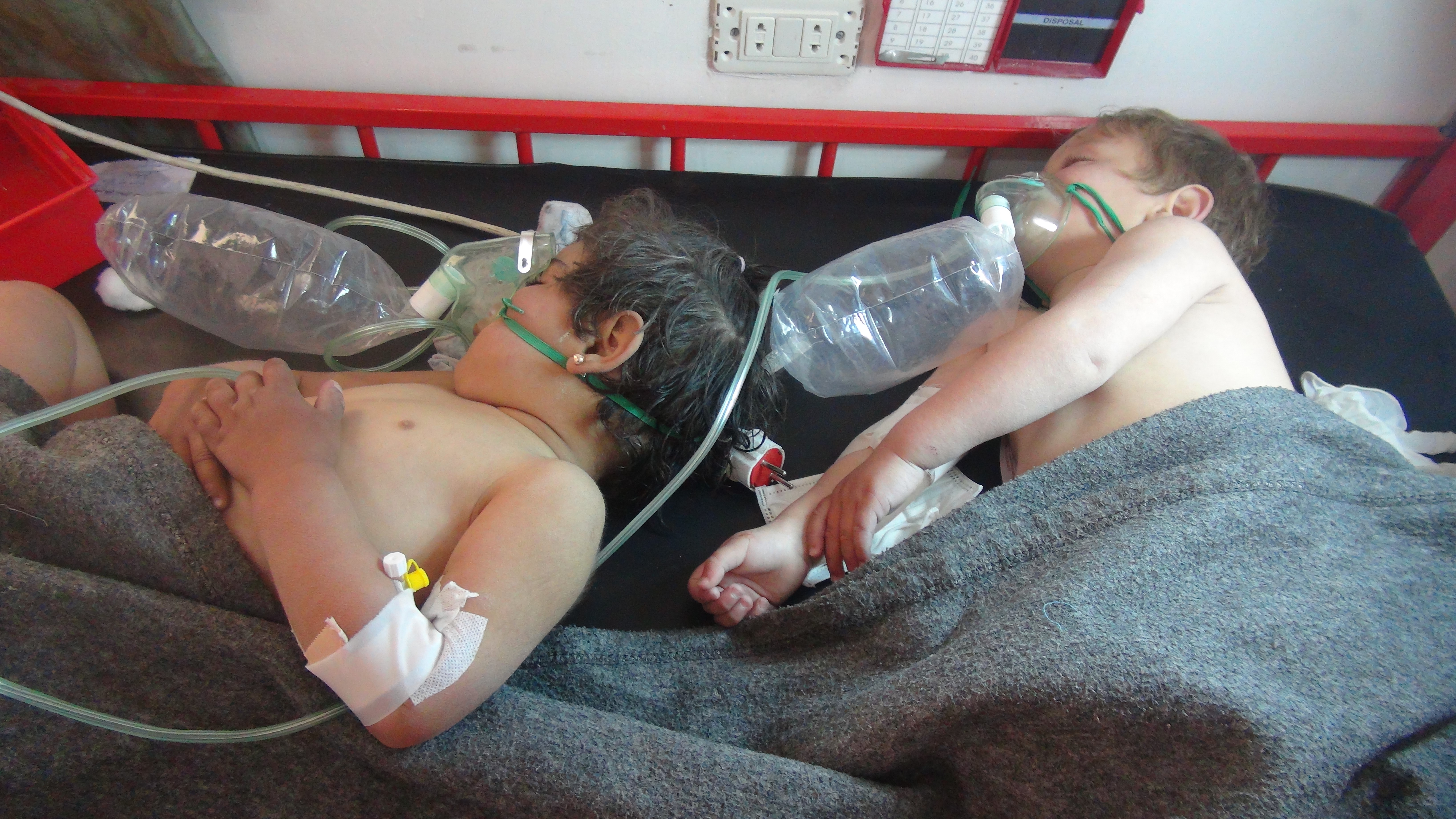 Syria Says US Airstrike Hit ISIS Poison Gas Supply And Killed Hundreds GettyImages 664343302