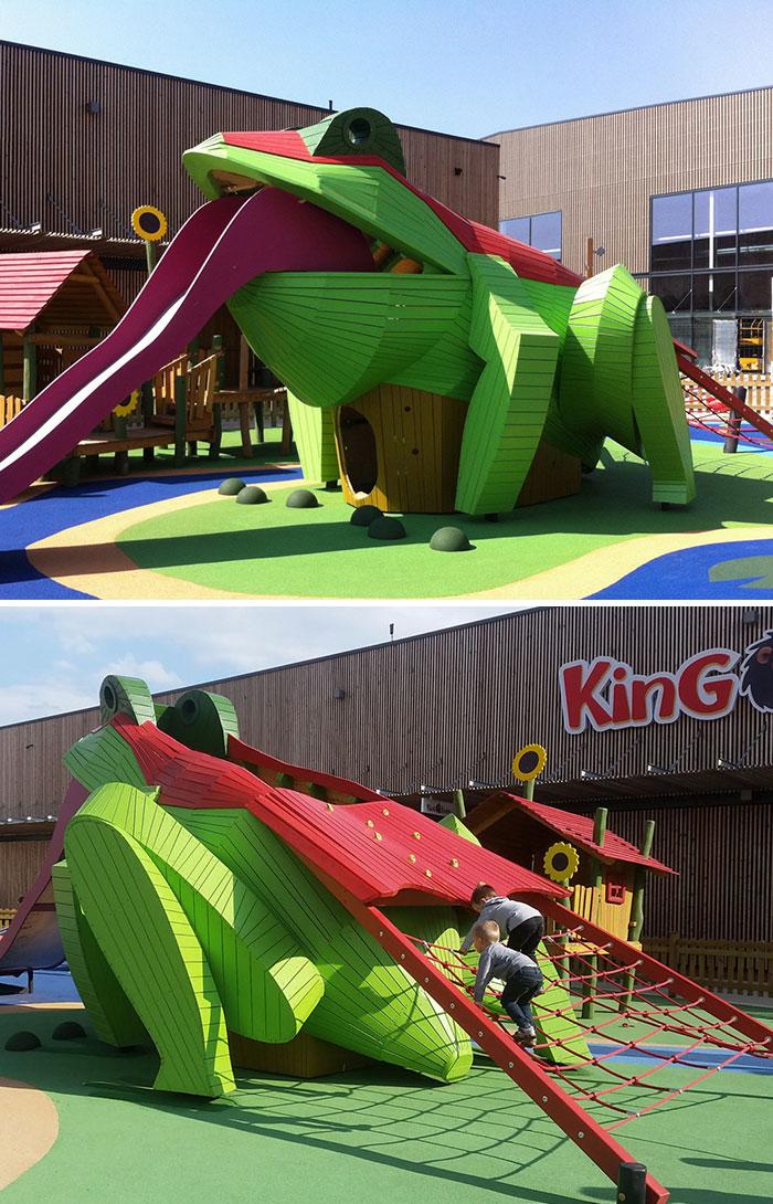 20個就算長大也不會讓孩子失去夢想的「藏在每人心中夢想遊樂場」。!