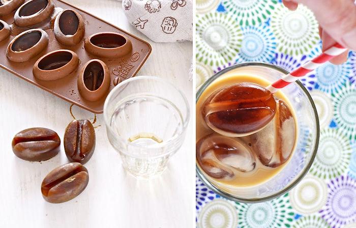 Coffee Ice Tray
