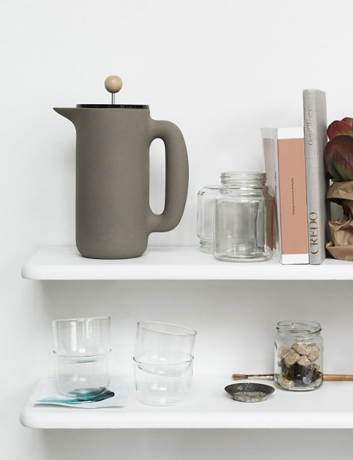 Nordic Design Coffee Maker