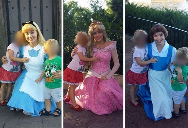 30張證明其實小朋友才是「最色最需要防」的一群人!#16迪士尼公主被非禮得好慘!