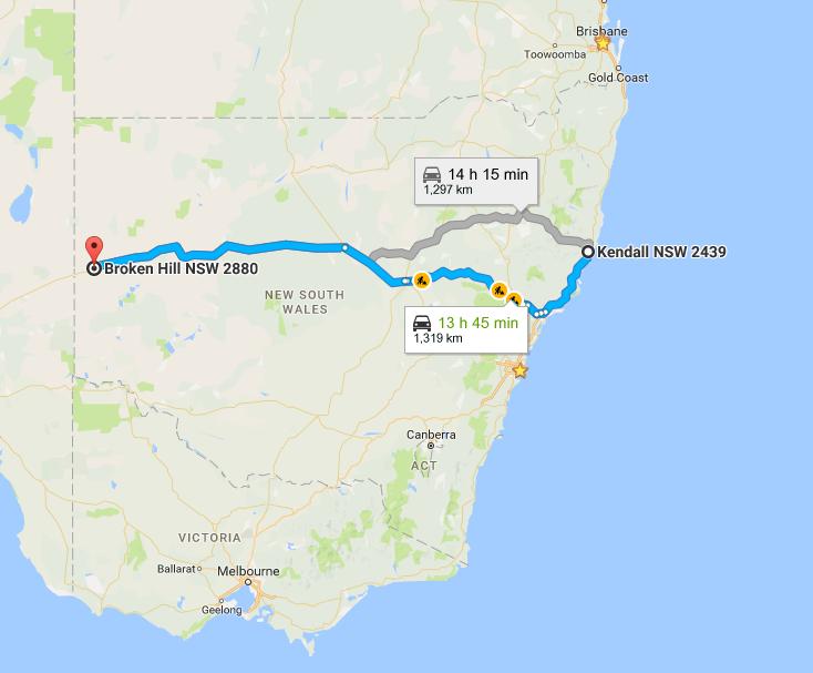 12歲小男生獨自15小時開了1200公里的路,最後在「鬼鎮」被警察逮捕。
