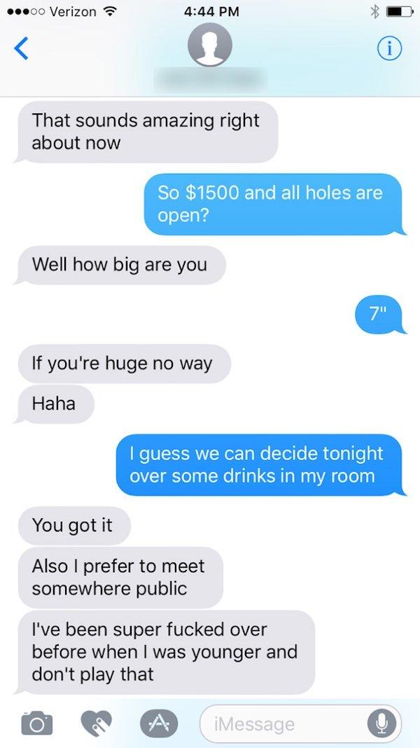 他懷疑交往3年女友「是妓女」於是裝成顧客詢價,原來「500元就能讓你洞洞全開」超崩潰!