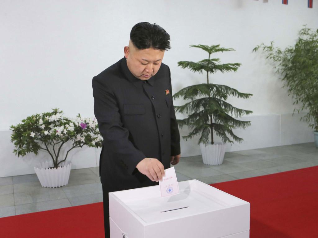 北韓其實超民主!人民投票率99.97%但選票上「只有1位候選人」,不投就GG了!
