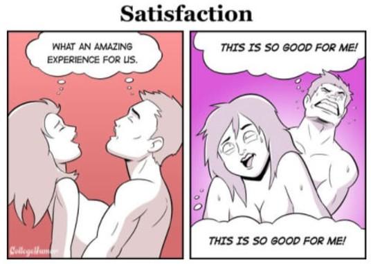 6種分辨出你們在床上是「愛愛VS幹幹」的差別!#6這種舉動看出一切!