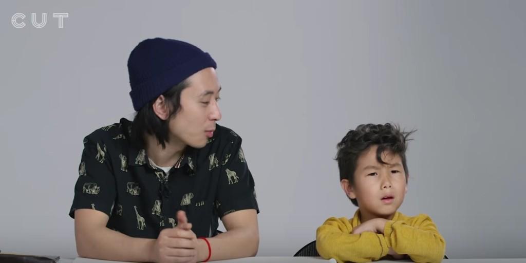 神是什麼樣子的呢?小孩子描述「神的樣子」讓插畫家畫出他們心中的神! (影片)