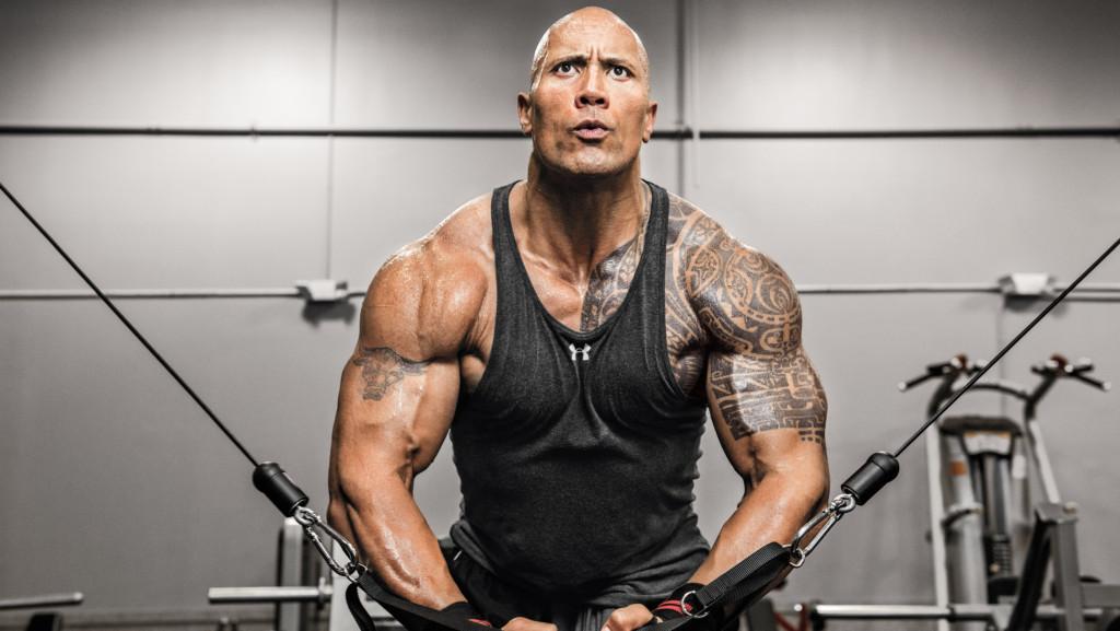 馮迪索憑什麼說打得過巨石強森?光看「這段健身過程」他應該就躲起來了吧?(影片)