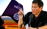菲律賓總統杜特蒂被激怒對ISIS發言:「我要生吃你們的肝臟!」還說要調味!