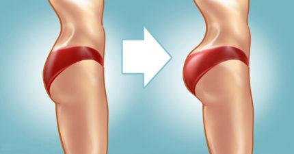 6大招教妳輕鬆打造「名模性感翹臀」,#4「對的脂肪」可以豐臀又減肥!
