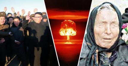 「盲眼預言家」神準預知911和ISIS崛起,第三次世界大戰會讓全世界絕望「但中國人超爽」!