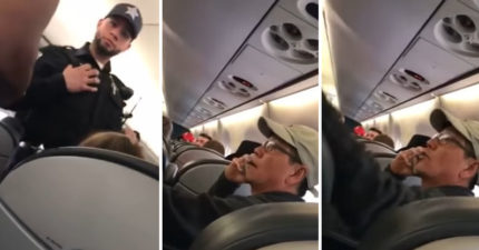 最新!正後方最靠近影片首曝光!亞裔醫師被暴拖下機前「同意被拖」嗆航警:「我寧願去坐牢!」(影片)