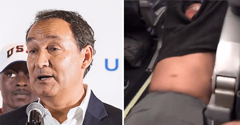 暴力拖乘客事件,聯航CEO急滅火PO「63字道歉聲明」卻讓網友更氣開始砲轟!