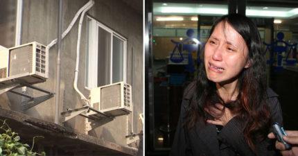 惡房東張淑晶「害員工爆血摔死」被判7月!狡辯「我不是老闆」證據出慘被打臉!