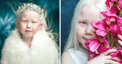 16張重新定義時尚潮流的「白雪公主夢幻照」。#4她的眼睛比宇宙還美!