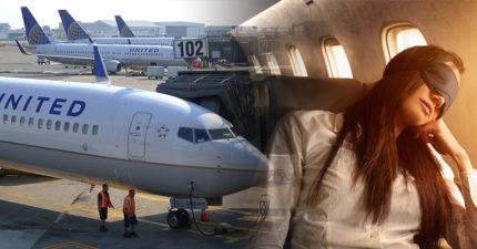 愛睏女搭機「倒頭就睡」醒來發現空姐走光 自己被鎖在機上4小時…暴怒求償百萬!
