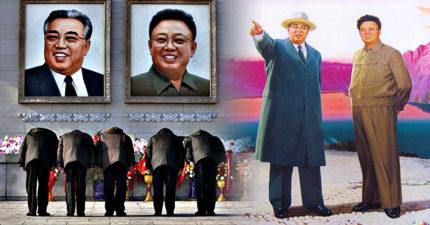北韓洗腦有多嚴重?北韓14歲女「為了救2幅畫」不顧性命寧願淹死,政府表揚。