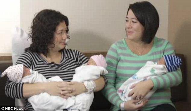 姊妹情深「同天一起剖腹」都生下雙胞胎,原來「爸爸都是同一個」背後故事有洋蔥!