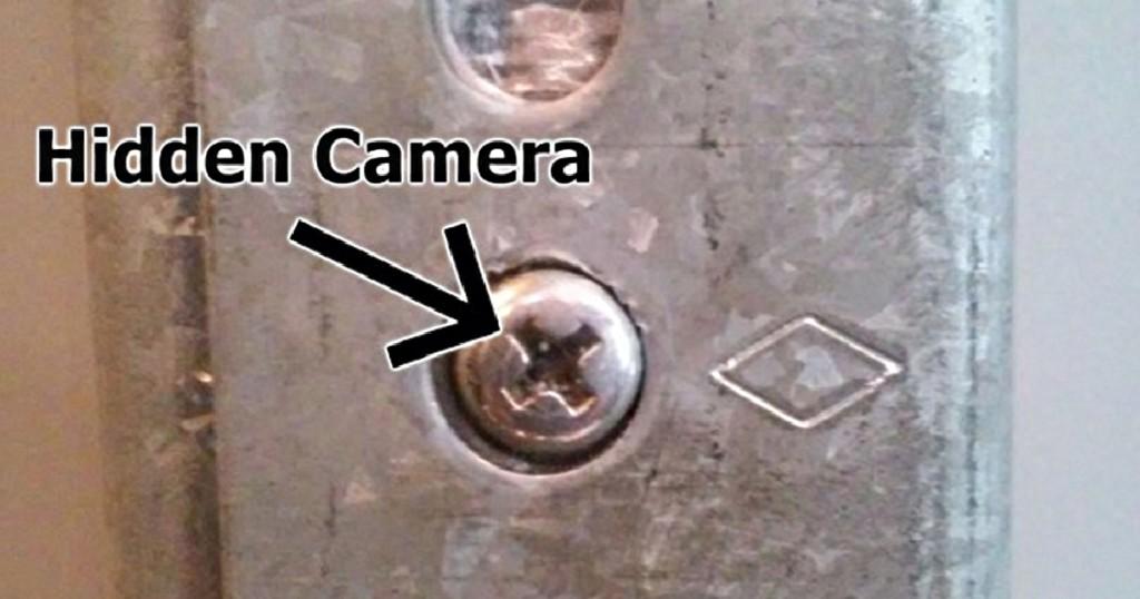 廁所內看到「這種螺絲」千萬別碰!直接打110報警就對了!