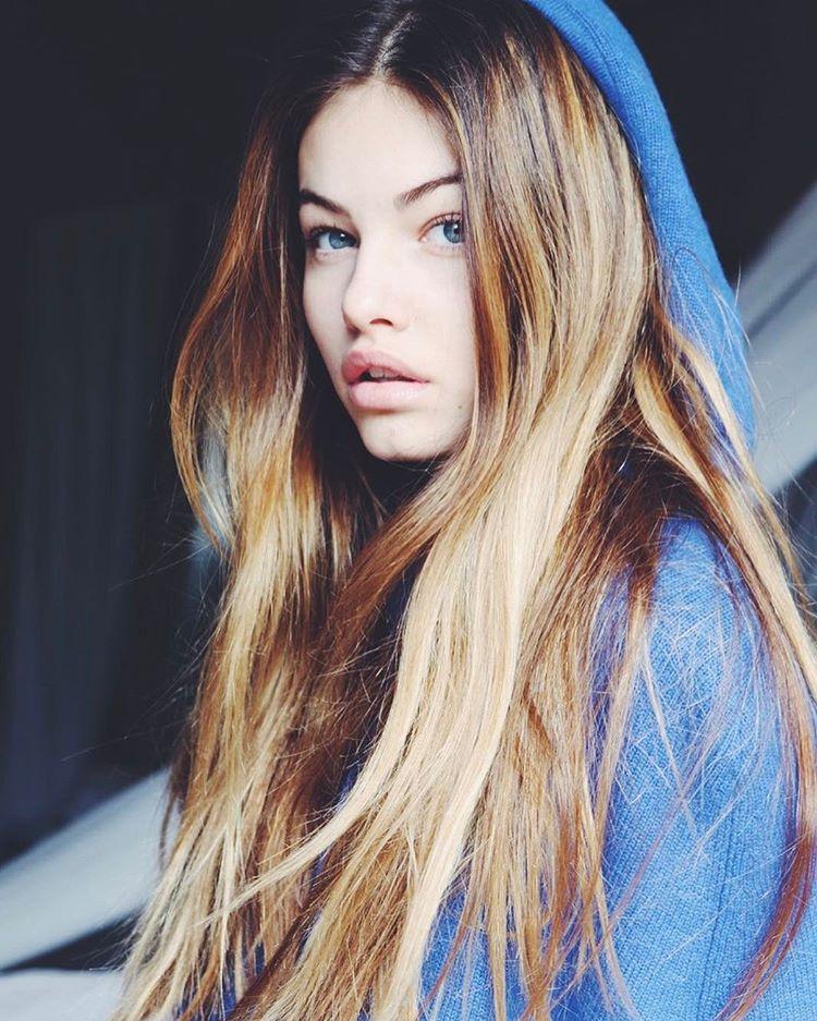 10歲時就被封為「世界最美」的女孩,現在16歲「已經成為全世界最美的女生」!
