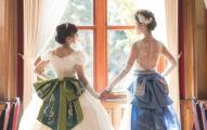 「2位新娘」在迪士尼完成了她們的夢幻婚禮,「背後超悲慘過程」沒有人該受到這樣的對待。