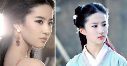 劉亦菲參加好友婚禮被封為「最美伴娘」,「仙氣太濃」逼新娘不得不豁出去!