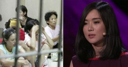 脫北女小時候以為北韓是最偉大國家,7歲看處死「以為很正常」。聽完逃離過程證明可能「川普是對的」...