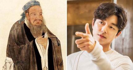 國民老公孔劉親口證實「是孔子後代」無誤!好友演員孔曉振竟然還要叫他「XX」!