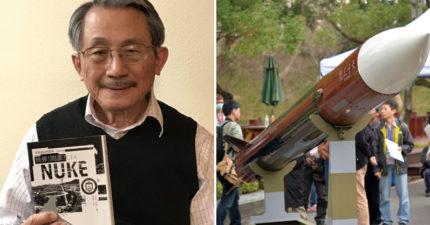 如果30年前「他」沒有帶機密叛逃美國,那台灣今天就會擁有「核武」。他:「叛國才算救國」!