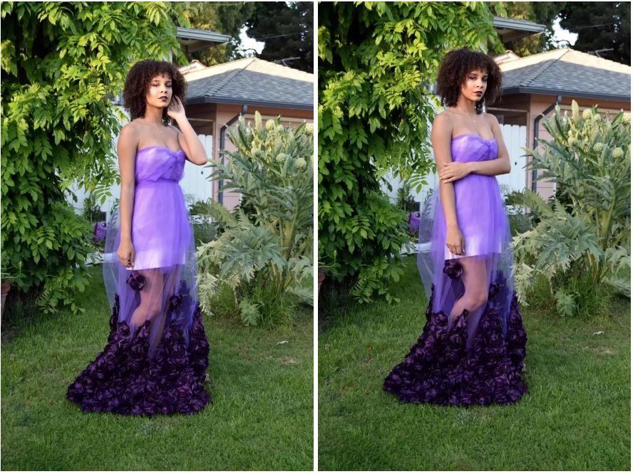 17歲女高中生「舞會前一晚」想不開決定DIY禮服!「只花500塊」裙底美到我願意花5萬買!