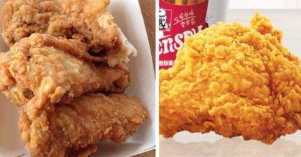 麥當勞「麥脆雞」和肯德基「卡啦脆雞」的差別是?網友看到後都同意「這家完勝」!