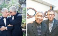 等了同性婚姻32年以為今生無緣!相差18歲男同志情侶:「我們結婚吧。」