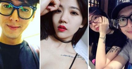 陳艾琳被爆搭上《大學生》Alex,秘密「性.愛群組」專門炫耀「上了誰」!