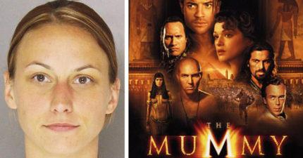 27歲女兒學《神鬼傳奇》裡橋段,把父親殺死!