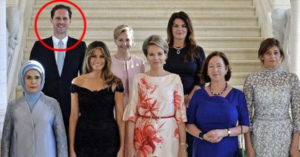 「第一夫人合照」竟出現男人?盧森堡男總理同性伴侶「第一夫君」帥氣爆紅!創下歷史性一刻!
